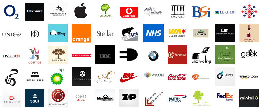 A good logo works well in large formats.